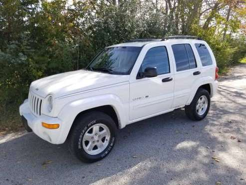 2002 Jeep Liberty 4WD Limited for sale in Fulton, MO