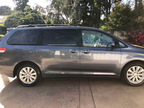 2013 Toyota Sienna XLE AWD 78K miles, Clean, Loaded for sale in San Carlos, CA
