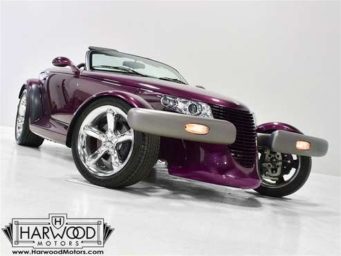 1999 Plymouth Prowler for sale in Macedonia, OH