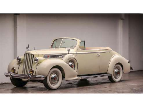 1939 Packard Super Eight for sale in Corpus Christi, TX