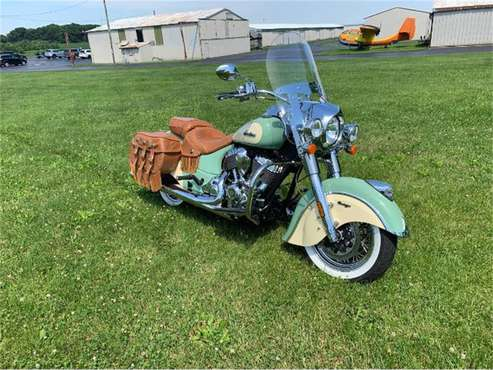 2017 Indian Chief for sale in Cadillac, MI