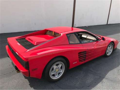 1990 Ferrari Testarossa for sale in Cadillac, MI