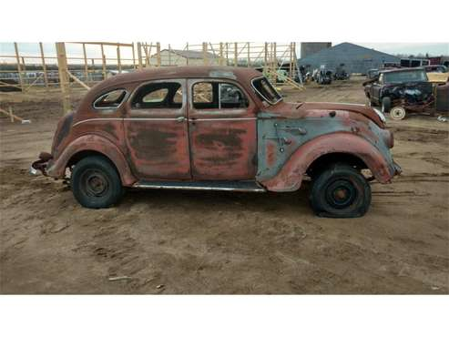 1936 DeSoto Airflow for sale in Parkers Prairie, MN