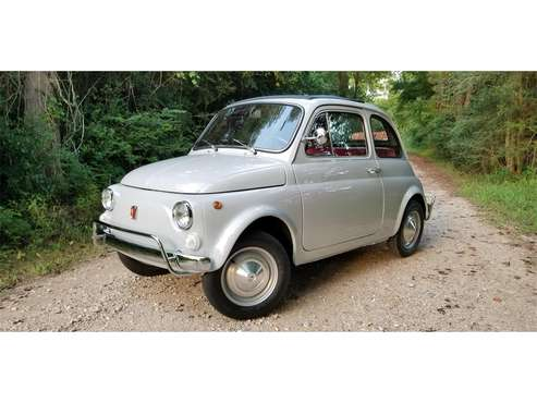 1970 Fiat 500L for sale in Conroe, TX