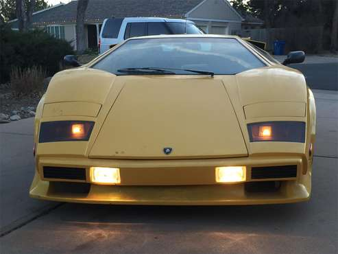 1981 Lamborghini Countach for sale in Denver , CO