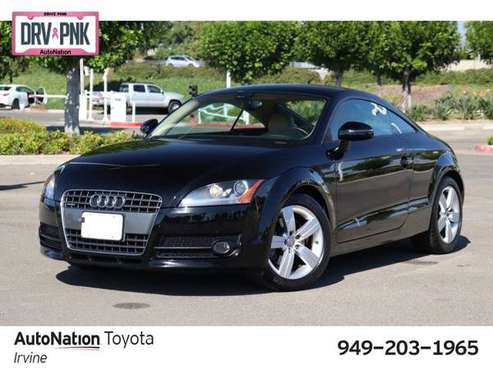2009 Audi TT Prem Plus AWD All Wheel Drive SKU:91006486 for sale in Irvine, CA
