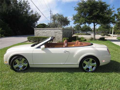2008 Bentley Continental GTC for sale in Delray Beach, FL