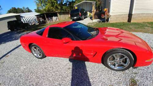 2003 anniversary corvette for sale in McMinnville, TN