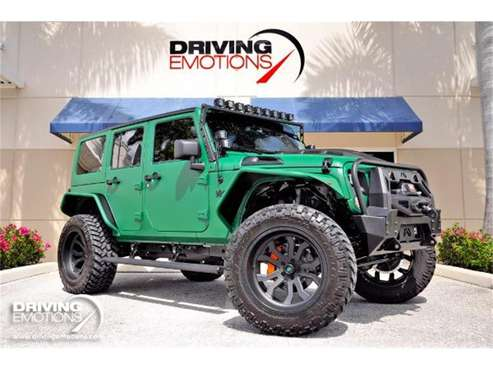 2018 Jeep Wrangler for sale in West Palm Beach, FL