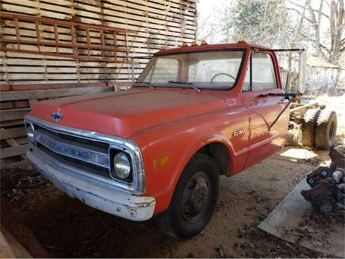 1970 Chevrolet C/K 30 for sale in Cadillac, MI