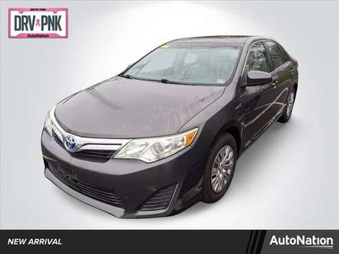 2013 Toyota Camry Hybrid LE SKU:DU079848 Sedan - cars & trucks - by... for sale in Sterling, District Of Columbia