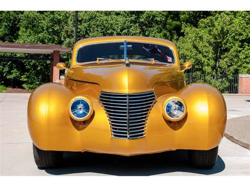 1940 LsSalle Custom Coupe for sale in St. Louis, MO