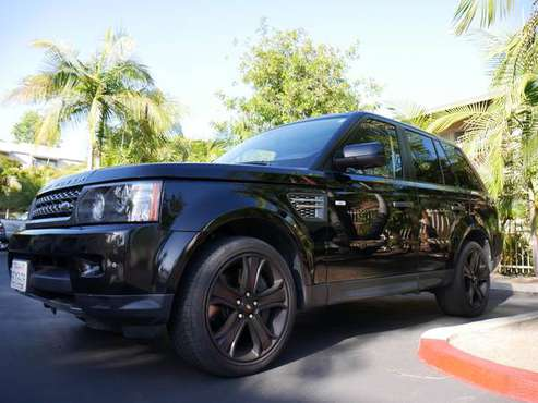 2011 RANGE ROVER SPORT SUPERCHARGED 620HP Excellent Cond. 44k Miles for sale in La Mesa, CA