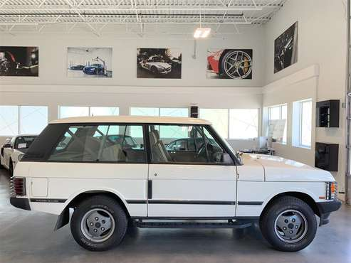1980 Land Rover Range Rover for sale in South Salt Lake, UT