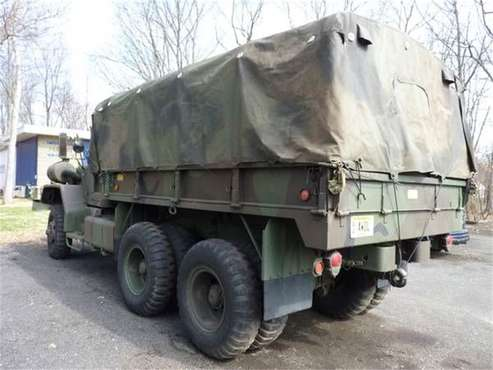 1971 AM General M813 for sale in Cadillac, MI