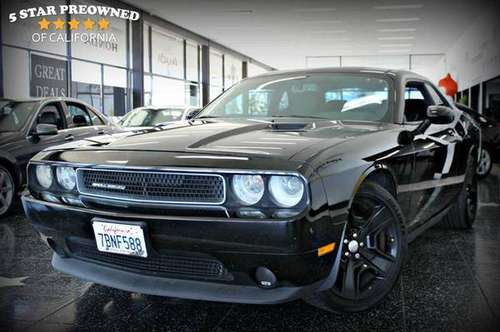 2013 DODGE CHALLENGER ~ NO CREDIT? BAD CREDIT? NO PROBLEM! ~ CALL NOW! for sale in Chula vista, CA