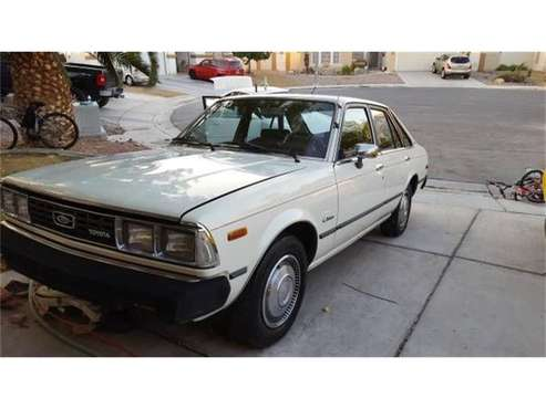 1979 Toyota Corona for sale in Cadillac, MI