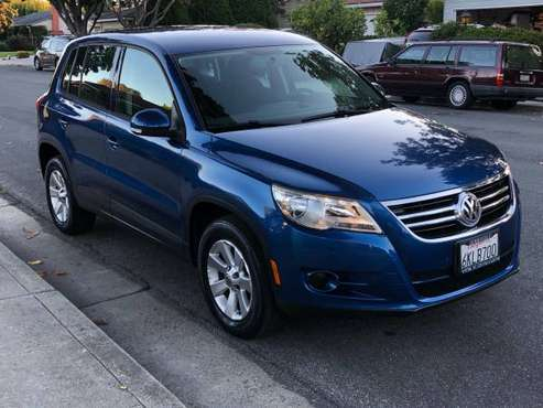 2009 Volkswagen Tiguan MT - 91k miles - 1 Owner for sale in Santa Clara, CA
