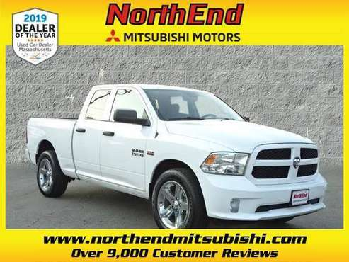 2016 Ram 1500 Express pickup for sale in Canton, RI