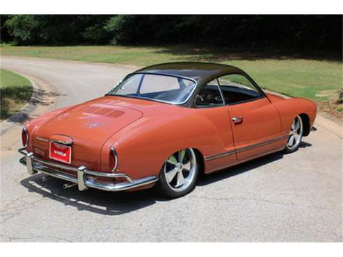 1964 Volkswagen Karmann Ghia for sale in Roswell, GA