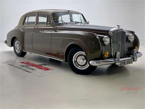 1960 Bentley S2 for sale in Syosset, NY