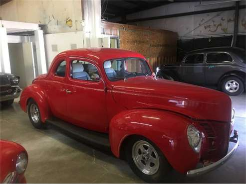 1940 Ford Business Coupe for sale in Cadillac, MI