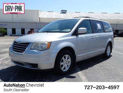 2008 Chrysler Town & Country Touring SKU:8R840667 Regular for sale in Clearwater, FL