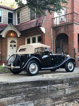 MG 1952 TD Genuine and Original for sale in Fort Worth, TX