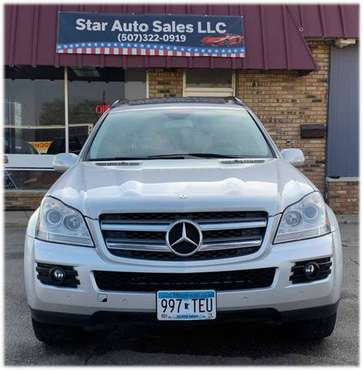 2008 MERCEDES-BENZ GL450 - cars & trucks - by dealer - vehicle... for sale in Rochester, MN