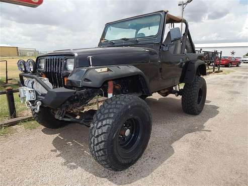 1990 Jeep Wrangler for sale in Wichita Falls, TX