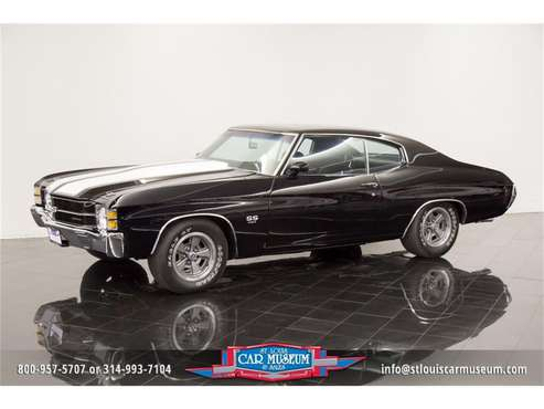 1971 Chevrolet Chevelle SS for sale in St. Louis, MO