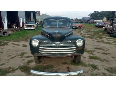 1947 Ford 4-Dr Sedan for sale in Parkers Prairie, MN