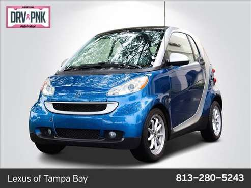 2008 smart fortwo Pure SKU:8K124686 Coupe for sale in TAMPA, FL