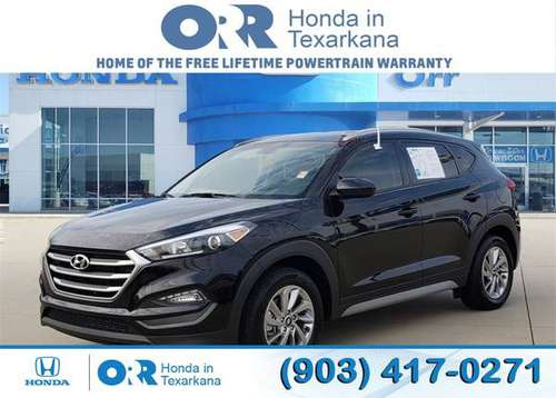 2018 Hyundai Tucson AWD 4D Sport Utility / SUV SEL for sale in Texarkana, AR