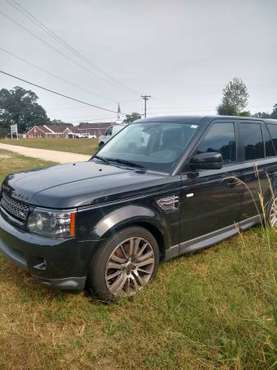 2013 Range Rover Sport HSE LUX for sale in Fort Mill, NC
