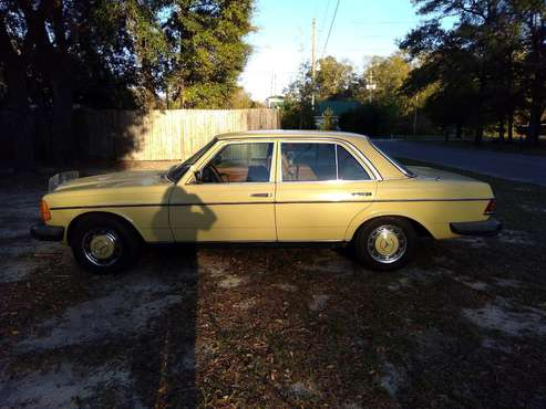1978 Mercedes-Benz 300D for sale in FREEPORT, FL