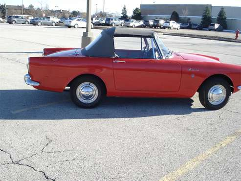 1967 Sunbeam Alpine for sale in Hanover park, IL