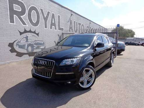 "2011 Audi Q7 3.0 TDI quattro Prestige AWD ""Diesel"" Third Row Seats for sale in Phoenix, AZ"
