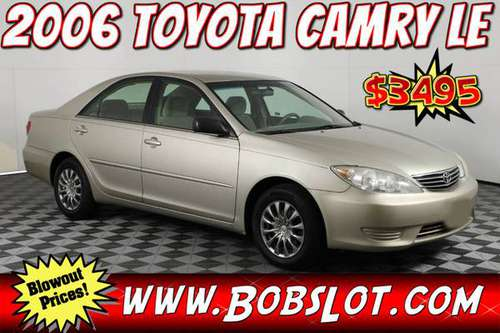 2006 Toyota Camry LE For Sale - Excellent - cars & trucks - by... for sale in Nashville, TN