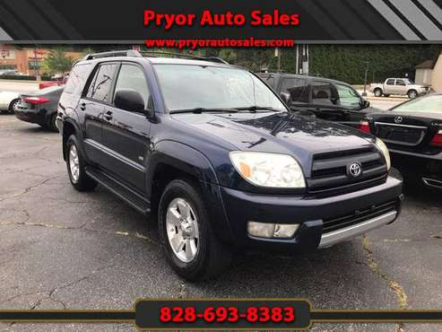 2004 Toyota 4Runner Sport Edition 2WD for sale in Hendersonville, NC