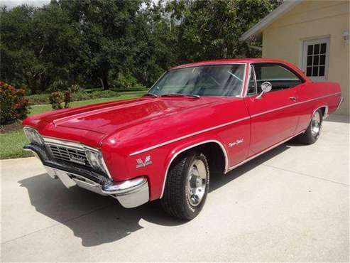1966 Chvrolet Impala SS for sale in Sarasota, FL