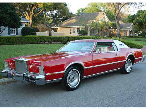 1975 Lincoln Continental Mark IV for sale in Lakeland, FL