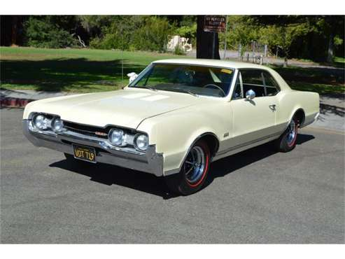 1967 Oldsmobile Cutlass for sale in San Jose, CA