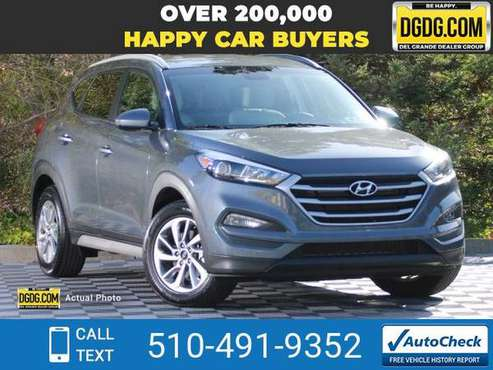 2018 Hyundai Tucson SEL hatchback Coliseum Gray for sale in Vallejo, CA