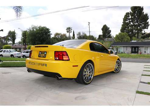 2004 Ford Mustang Cobra for sale in Granada Hills, CA