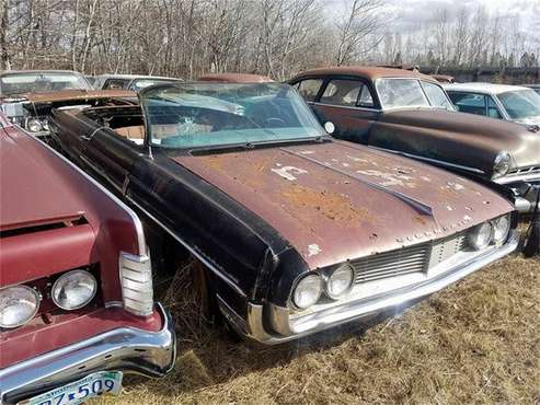 1962 Oldsmobile Dynamic 88 for sale in Thief River Falls, MN