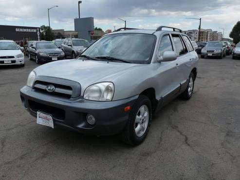 2005 Hyundai Santa Fe GLS for sale in Fort Collins, CO