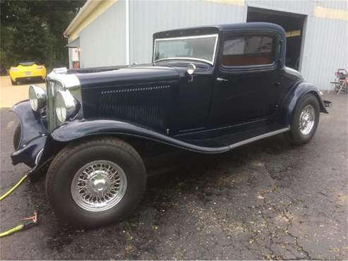 1932 Auburn Sedan for sale in Cadillac, MI