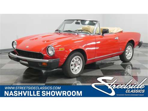 1982 Fiat Spider for sale in Lavergne, TN