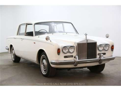 1966 Rolls-Royce Silver Shadow for sale in Beverly Hills, CA